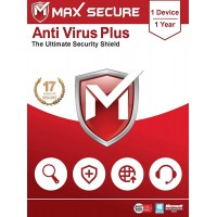 Max Secure Antivirus Plus