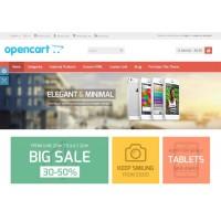 Opencart Theme #62