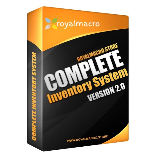 Complete Inventory System 2