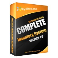Complete Inventory System 4