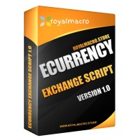 Ecurrency Exchanger Script 1