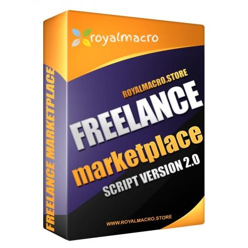 Freelance marketplace Script