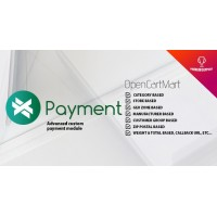 Opencart ext payment module