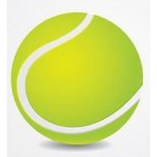 Vector Graphics of Tennis Ball
